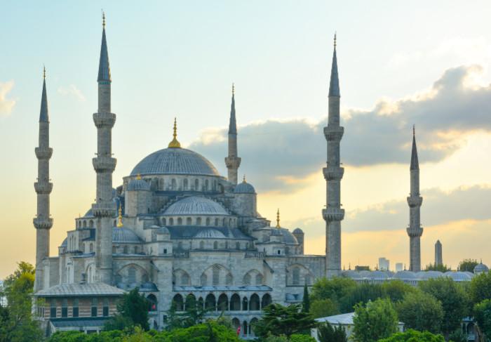 トルコの宮殿