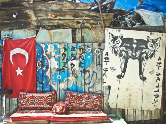 トルコ 旗