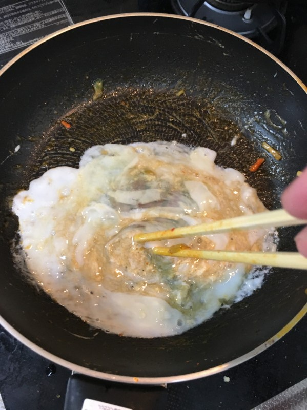 中本カップ麺アレンジ レシピ